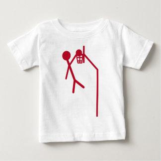 slam dunk dunking baby T-Shirt