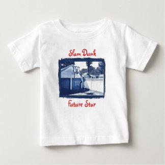 Slam Dunk Future Star baby t-shirt