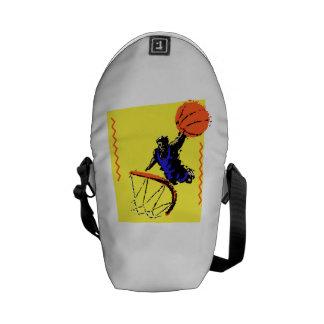 Slam Dunk Messenger Bags