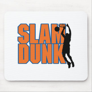 slam dunk mouse pad