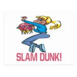 Slam Dunk Postcard