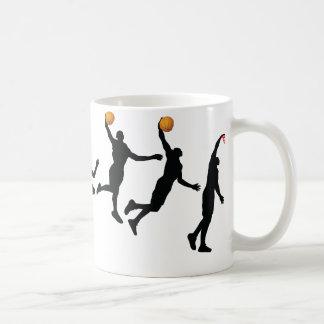 Slam Dunk Sequence Classic White Coffee Mug