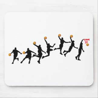 Slam Dunk Sequence Mouse Pad