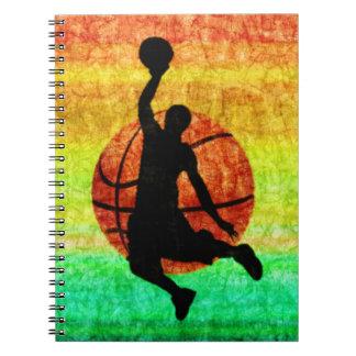 SLAM DUNK Spiral Notebook
