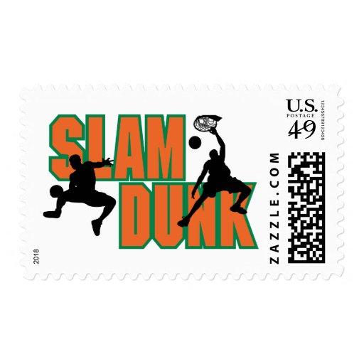 Slam Dunk Stamp
