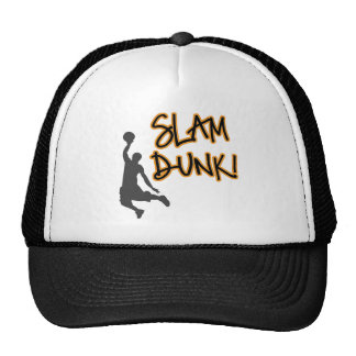 Slam Dunk Trucker Hat