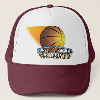 Slam-Dunk Trucker Hat