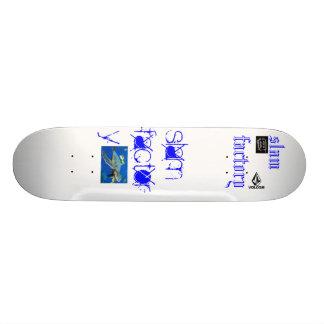 slam factory skateboard deck