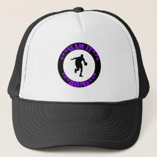 SLAM IT HOME TRUCKER HAT