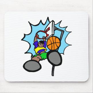 Slam! Mouse Pad