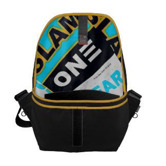 SLAM ONE GEAR MESSENGER BAG