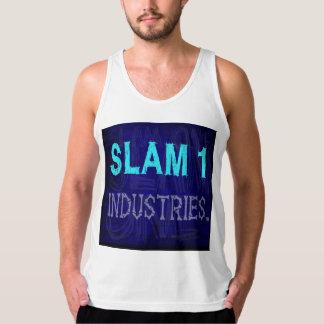 SLAM ONE INDUSTRIES Tank Top