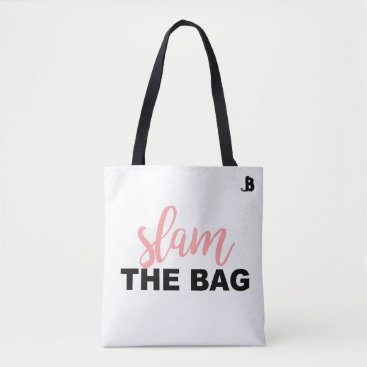 Professional Business Slam The Bag Tote