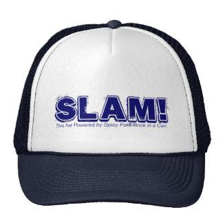 SLAM! TRUCKER HAT