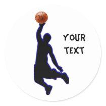 SlamDunk-personalized sticker