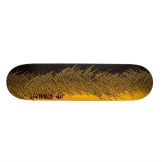 Slammin Air After Dark Skateboard