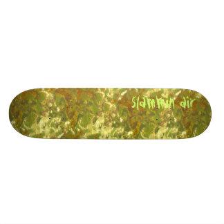 Slammin Air Camo Skateboard