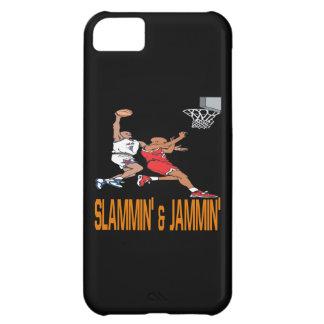 Slammin And Jammin iPhone 5C Cover