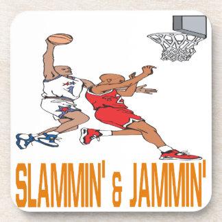Slammin And Jammin Coaster