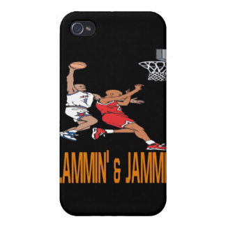 Slammin And Jammin Cases For iPhone 4
