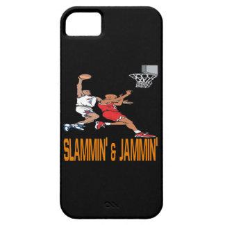Slammin And Jammin iPhone SE/5/5s Case