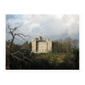 Slane Castle Post Card