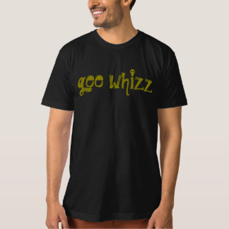 Slang word gee whizz  funny t-shirt design