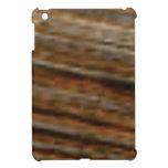 slant lumber lines iPad mini cases