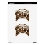 slant lumber lines xbox 360 controller decal