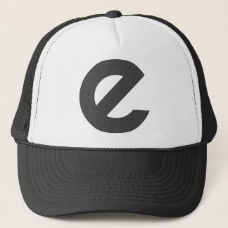 Slanted E Trucker Hat