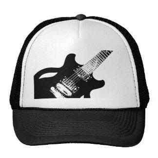 Slanted Guitar hat