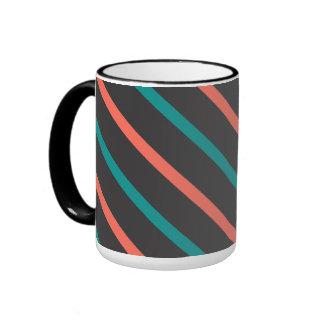 Slanted Stripes mug - choose style