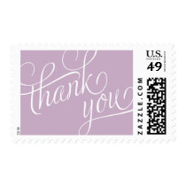 SLANTED | THANK YOU POSTAGE