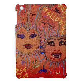 Slap Happy Smiley Tiley-Halloween Case For The iPad Mini