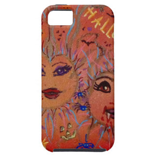 Slap Happy Smiley Tiley-Halloween iPhone SE/5/5s Case