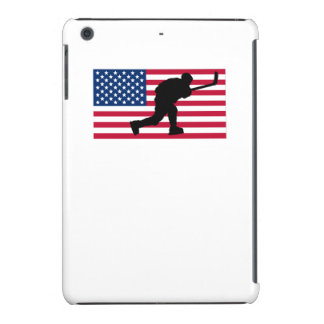 Slap Shot American Flag iPad Mini Cover