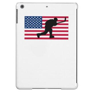 Slap Shot American Flag iPad Air Case