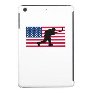 Slap Shot American Flag iPad Mini Retina Covers