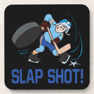 Slap Shot Coaster