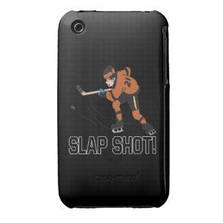 Slap Shot iPhone 3 Cases