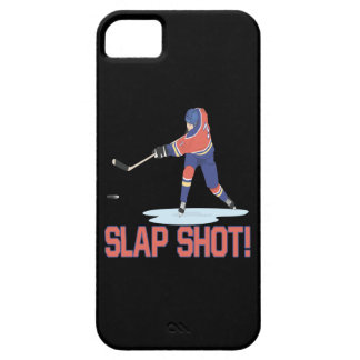 Slap Shot iPhone SE/5/5s Case