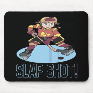 Slap Shot Mouse Pad