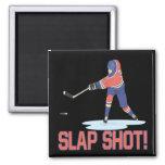 Slap Shot Refrigerator Magnets