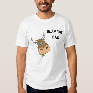 Slap The Yak Original T-Shirt