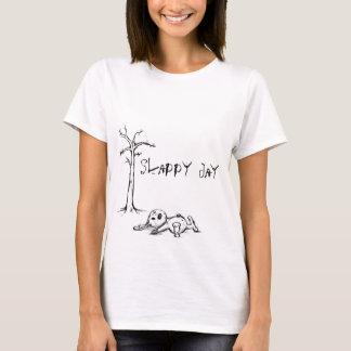 Slappy Jay Bunny T-Shirt