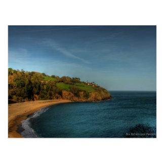 Slapton Sands Postcard