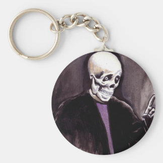 Slash One! Basic Round Button Keychain