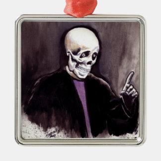 Slash One! Metal Ornament