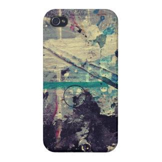 Slash Splash iPhone 4/4S Case