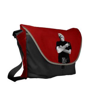 Slash Three! Messenger Bag